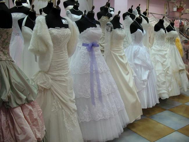 Раскрутить свадебный салон